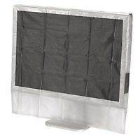 "Hama 24""-26"" Transparent Screen Monitor TV Dust Cover - BRAND NEW"