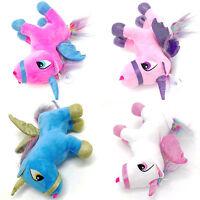 14/20cm Unicorn Horse Soft Plush Toy Stuffed Animal Doll Kids Birthday Xmas Gift