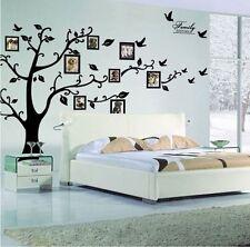 Wandtattoo XXL Stammbaum Familie Bilderrahmen 250 x 200cm Familienstammbaum