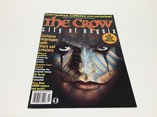 THE CROW CITY OF ANGELS OFFICIAL MAGAZINE (STARLOG/CHRONICLES/1996) LOT OF 1
