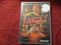 "DVD NEUF ""SALE TEMPS A L'HOTEL EL ROYALE"" Jeff BRIDGES, Dakota JOHNSON"
