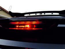 Luz de freno cover Type-R para fk8 Honda Civic Type R S