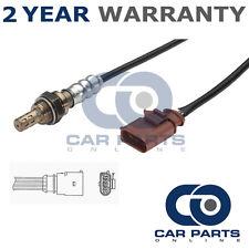 FOR VW GOLF PLUS MK5 1.4 16V TSI 2007-08 4 WIRE FRONT LAMBDA OXYGEN SENSOR