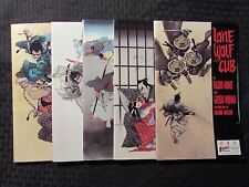 1987 Lone Wolf And Cub #4 #6-9 Vf/Vf+ 8.0/8.5 Lot of 5 First Comics