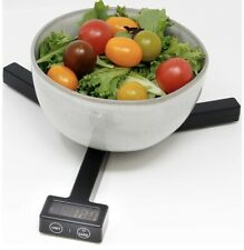 HeartsBio Food Weight Scale - Folding, Portable, Tare and Units g oz fl oz ml