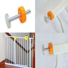 Baby Safety Stairs Gate Screws/Bolts with Locking Nut Spare Part Accessories Kit