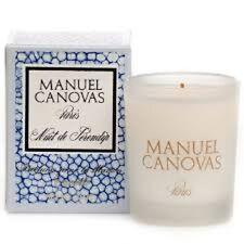 Manuel Canovas Nuit de Serendip Candle 4.2 oz