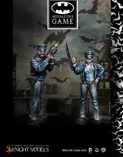 Knight Models BNIB Batman Arkham City - GOTHAM POLICE SET II K35BAC022