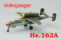 Easy Model 1/72 Germany He.162A-2 Volksjaeger (W,Br,120074)3/JG1,May 1945#36347