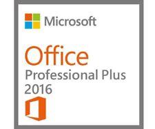 Key for Microsoft Office Professional Plus 2016 32/64 bit alemán