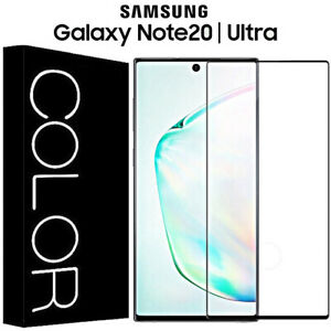 Film Tempered Glass for Samsung Galaxy Note 20 / Ultra Curved 5D Resistant