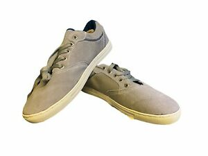 New British Knights Grey Trainers Size 6.5 40 Faux Suede Men Boy