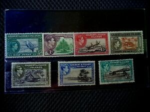 GILBERT & ELLICE ISLANDS - 1939