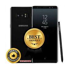 USATO (GRADO B) Samsung Note 8 SM-N950F/DS 6/64GB Mid.Black ITALIA [No Brand]