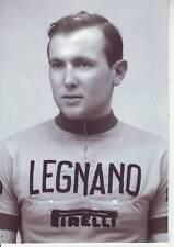 CYCLISME carte cycliste GIANCARLO FERRETTI équipe LEGNANO (coups de pédales)