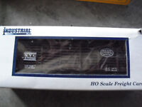 HO Scale Industrial Rail NYC New York Central Stock Car NIB