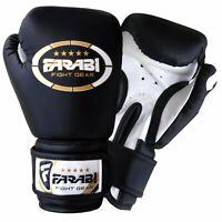 Black Farabi Kids Boxing Hand wraps 2.5 Meters Gym Fitness Workout Regular