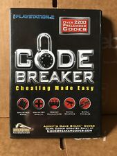 Code Breaker PS2 Cheats Playstation 2 Over 2200 Preloaded Codes Pelican PL-650