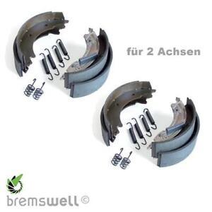 Bremsbacken Set für 4 Räder Knott BPW Nieper Bremse 200x50 Typ 20-2425/1 20-9641