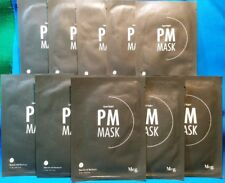 10X GOOD NIGHT! ~ PM MASK by MEG ~ Nourish Moisturize ~LOT of TEN ~ NEW / Sealed