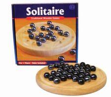 Juegos de mesa en solitario de madera