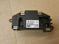 AUDI A4 B8 8K HEATER BLOWER FAN MOTOR RESISTOR 8K0820521