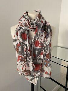 Vivienne Westwood Cotton Scarf RRP £179
