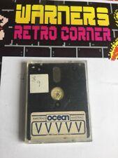 Amstrad Disk Disc V Ocean Rare Game UnBoxed