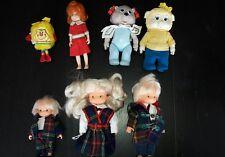 Lote muñecas vintage 70s