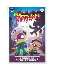 COMIC BATMAN RIDDLER COMIC #1 BATMAN VILLAINS DC Legion of Collectors 23.2