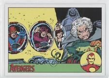 2015 Rittenhouse The Avengers: Silver Age #51 Avengers #51 Non-Sports Card 1m8