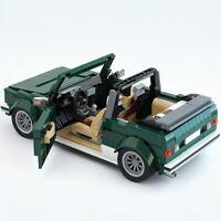 MOC-26778 Building Blocks for 10242 VW Golf MK1 Cabriole Technic Cabriolet Brick