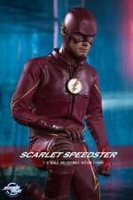PREORDER 1/6 The Flash Figure USA SooSoo Toys CW Barry DC Justice League Hot