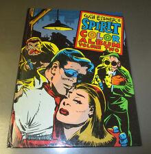 1982 THE SPIRIT Color Album v.2 HC FVF Will Eisner Kitchen Sink
