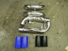 2.7L Allroad Audi RS4 RS6 B5 A6 Allroad Turbo Inlet Pipes Silver S4 K04