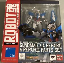 Bandai Robot Spirits Damashii Mobile Gundam Exia Repair 2 & 3 Action Figure