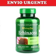 BPR046- ECHINACEA EQUINACEA 400mg/ 200cps Puritans RESFRIADOS GRIPES SIS. INMUNE