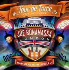 Tour de Force: Live in London - Hammersmith Apollo by Joe Bonamassa (CD,...