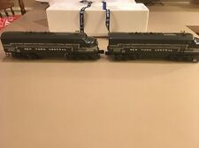 Lionel 6-38106, 38107 F-3 A NYC PWR AND NON PWR