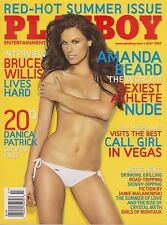 Playboy JULY 2007-C – TIFFANY SELBY – OLYMPIC SWIMMER AMANDA BEARD NUDE!!!