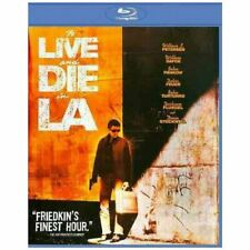 To Live and Die in L.A. (Blu-ray Disc, 2011)