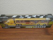 2019 Wave 2 Joey Logano 2018 Champion Hauler 1/64 NASCAR Authentics Diecast