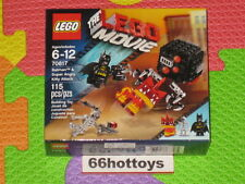 LEGO 70817 The Lego Movie Batman & Super Angry Kitty Attack New