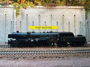 MÄRKLIN 34157 HO - Locomotive type 150 Y avec tender baignoire ep III SNCF