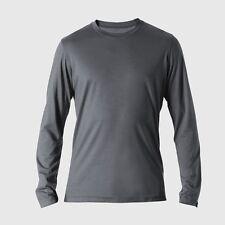 Reda Rewoolution Grab - Men's T-Shirt Long Sleeve 140 Eucalyptus Merino Wool