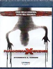 PARANORMAL XPERIENCE - BLU-RAY (NUOVO SIGILLATO)