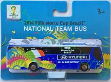Maisto - 2014 Fifa World Cup Brazil - National Team Bus - Italy - Die-Cast