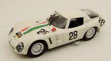 BEST 1/43 ALFA ROMEO ZAGATO TZ2  GP MONZA 1967 N°28 DE LEONID/BI BONA!!