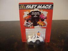 McDonald's---Fast Macs---Big Mac Squad Car---1985---Factory Sealed