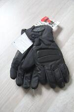 Gants MOTO Hiver RC Tramp cuir et nylon taille XS noir neuf